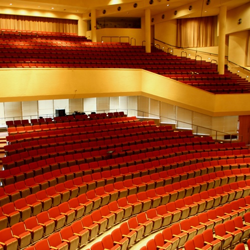 Auditorium Seat Renovation
